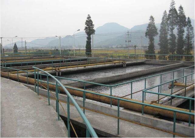 四川某纸业有限公司污水处理工程