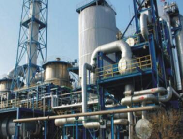 河南某化工厂脱硫脱硝废气处理工程