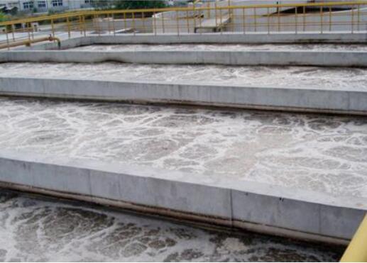 安徽某染织有限公司污水处理及回用工程